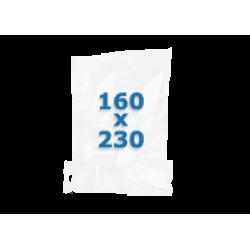 100 sachets gaufrés – 160*230