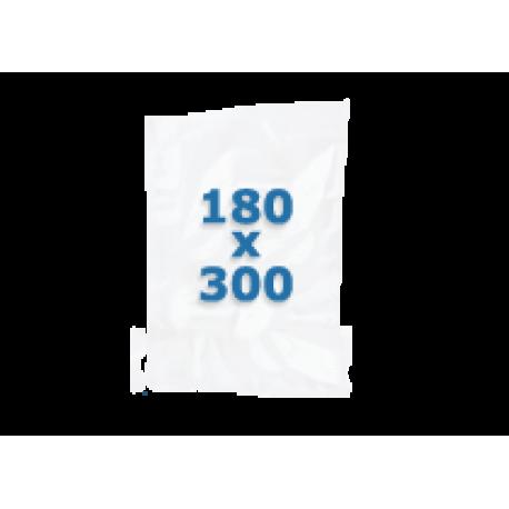 100 sachets gaufrés – 180*300