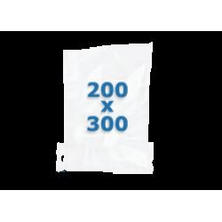 100 sachets gaufrés – 200*300